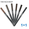 ★1+1★[The Face Shop] デザイニング・アイブロー(オート)3g The Face Shop Designing Eyebrow (Auto)3g