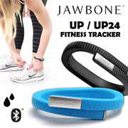 Jawbone UP / UP24 Smart Band / Fitness Tracker / Bracelet / For Both iOS and Android / Different Size Available /  Local Warranty