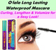 KOREA Olala Long Lasting Waterproof Mascara (Curl + Volume + Volumize)