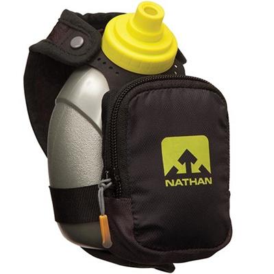 ネイサン(NATHAN) QuickShot Plus B61548000 BLACK 300ml 【ランニング ジョギング ウォーキング ハンドボトル 軽量】の画像