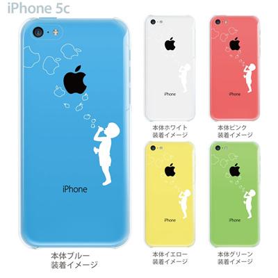 【iPhone5c】【iPhone5c ケース】【iPhone5c カバー】【クリア ケース】【iPhone カバー】【スマホケース】【クリアケース】【イラスト】【クリアーアーツ】【シャボン玉】 06-ip5cp-ca0006の画像