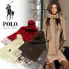ウールであったか♥ポロ ラルフローレン Polo Ralph Lauren メンズ レディース マフラー  ウール ナイロン 6f0521 6f0513 6f0514【Luxury Brand Selection】
