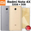Xiaomi Redmi Note 4X Smartphone / 32GB+3GB / 5.5inch Display / Export Set w 6mths Warranty