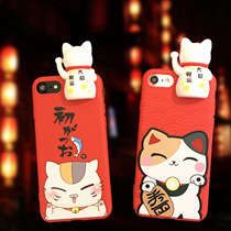 ★Fashion Chinese New Year Fortune Cat for Phone Case★Phone Case for iPhone★Happy New Year Gift★Good luck★iphone 6/6s★iphone 6/6s plus★iPhone 7/7 plus★