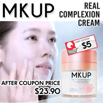 LOWEST PRICE! MKUP 美咖 Real Complexion Cream and MKUP Product Series / Eyeliner /Lip Pen / Concealer