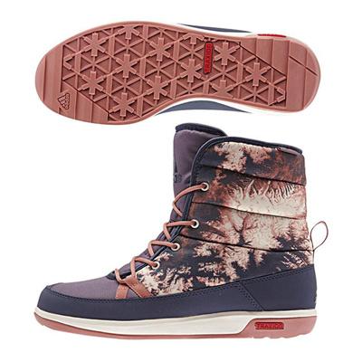 アディダス (adidas) レディース CW CHOLEAH PADDED Women CP(アッシュパープル×ローピンク×ミッドナイトグレー) B33111 [分類:アウトドア ブーツ・長靴 (レディース)] 送料無料の画像