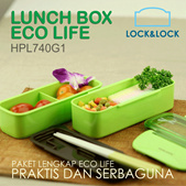 Lock n Lock - SLIM LUNCH BOX SET