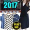 【2017.1.3】500+ style 2016 S-7XL NEW PLUS SIZE FASHION LADY DRESS OL work dress blouse TOP pants short GSS