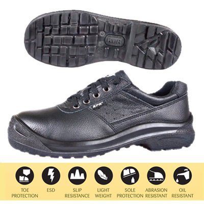 Qoo10 - KPR Safety Shoes Black-L083  Bags Shoes U0026 Accessories