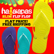 [HAVAIANAS]SLIM Filp flop 100% Authentic Local Free Shipping