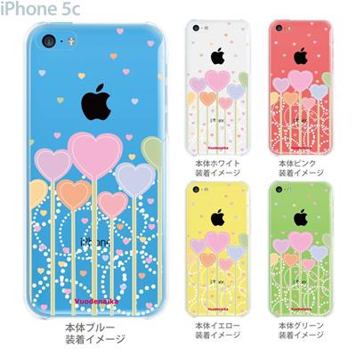 【iPhone5c】【iPhone5cケース】【iPhone5cカバー】【ケース】【カバー】【スマホケース】【クリアケース】【フラワー】【vuodenaika】 21-ip5c-ne0022caの画像