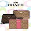 READY STOCK IN SG-COACH LARGE WALLETS/WRISTLETS-BRAND NEW WITH TAG-GUARANTEED 100% AUTHENTIC