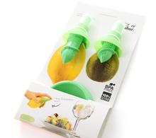 ++fREE dELIVERY++BPA FREE 2 PCS Kitchen Household Manually Sprayed Fruit Juice Nebulizer Great SPRAY For SALAD AND CHINESE NEW YEAR YUSHENG Orange Lemon Lime