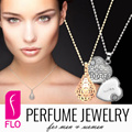 *TOP SELLING*FLO Perfume Jewelry Pendant / Branded / Perfume Atomizer/ Unisex / Gift / Travalo / SG Seller /Fast Mailing/ Necklace/Heart/Silver Gold Jewelry/Fragrance/Vintage/ Essential oil diffuser