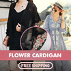 ★Free Shipping★Dress Beach Floral Lace Cardigan Kimono Cover Up. New Designs Added!