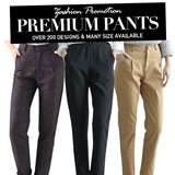 Plus Size UP to 6XL summer trousers / pants / collapse pants