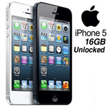 Apple iPhone 5 16GB A1429 Unlocked Phone Mobile Phone Smart Phone Refurbished by Seller