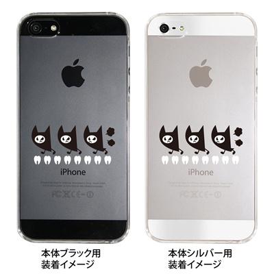 【iPhone5S】【iPhone5】【TORRY DESIGN】【Clear Arts】【iPhone5ケース】【カバー】【スマホケース】【クリアケース】 27-ip5-tr0014の画像