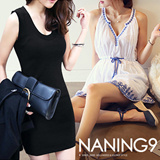 ★ Korea fashion industry NO.1 Naning9 ★limited special price ♥ incredible bargain ♥ 2015 S / S New! High Quality!/Trendy dress/OPS COLLECTION