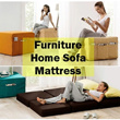 [Super Time Sale]Multi Function Furniture Sofa Mattress Chair/ Storage box/Home Deco/Living Hit Item/Christmas Gift