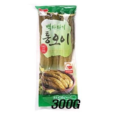 『イルガ』オイジ|きゅうり漬け(300g)br[ピクルス][韓国おかず][韓国料理][韓国食材][韓国食品]の画像