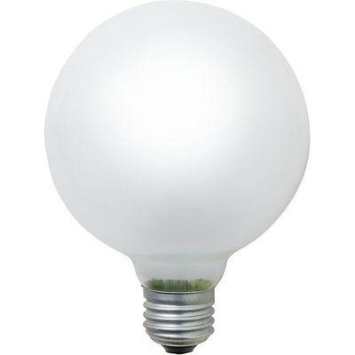 【クリックで詳細表示】ELPA ボール電球 60W形 E26 G95 GW100V57W95-AS