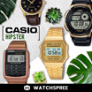 [CHEAPEST PRICE IN SPORE]*CASIO GENUINE* HIPSTER COLLECTION. Retro N Vintage Watches. Free Shipping!