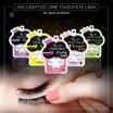 ★1-DAY 100EA LIMIED SALE★/[Ing Lashtoc One Touch Eyelash /Pre-Glued eye lashes Beauti_topping