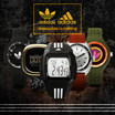 ★BIG SALE!!★ADIDAS★ [RE-STOCK] 100% Authentic  ADIDAS  Unisex Watches 16Styles!!
