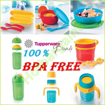 ★TupperWare★ Baby / Kids Feeding Set * Twinkle Set * BPA Free * Lifetime Warranty * Corporate Gifts * Christmas * Full Month * CNY * Etc * Immediate Delivery