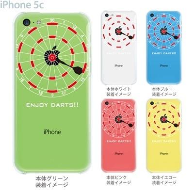 【iPhone5c】【iPhone5c ケース】【iPhone5c カバー】【ケース】【カバー】【スマホケース】【クリアケース】【クリアーアーツ】【ダーツ】 10-ip5c-0073の画像