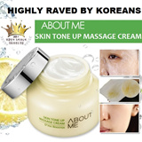 ★HIGHLY RAVED BY KOREANS!★ [About Me]ⓑD-toc Booster Skin Tone up Massage Cream 150ml★ Effective discharge of toxins and skin aging skin ★Improve dull yellowish skin tone by detoxifying skin.