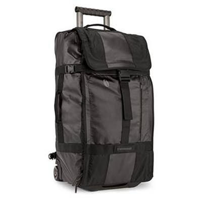 ティンバック2(TIMBUK2) AVIATOR WHEELED PACK M ブラック 53142001 【スーツケース 鞄 かばん バッグ】の画像
