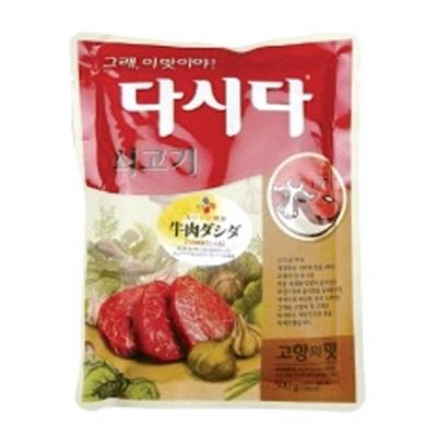 『牛肉ダシダ(500g)』の画像