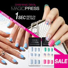 DASHING DIVA OFFICIAL ★ MAGIC PRESS 1-Sec Press-on Gel Nails [Manicure]