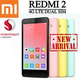 Xiaomi REDMI 2 4G LTE Garansi Resmi - FREE ASURANSI PENGIRIMAN