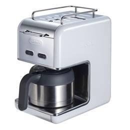デロンギ kMix Collection ドリップコーヒーメーカー プレミアム CMB5T-WH