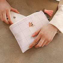 [D.LAB Serendipity] NY Pouch - M size (with Tassel)  // dlab