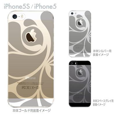 【iPhone5S】【iPhone5】【iPhone5sケース】【iPhone5ケース】【カバー】【スマホケース】【クリアケース】【チェック・ボーダー・ドット】【レトロ】 06-ip5-ca0061iの画像