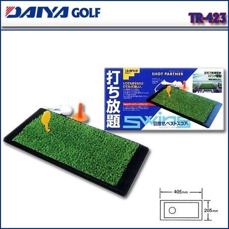 【クリックで詳細表示】DAIYA(ダイヤ) ダイヤショットパートナー TR-423 【ゴルフ練習具09】