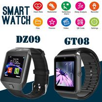 ★FAQ★Smart Watch★DZ09-GT08 Smart Bracele★Blood Oxygen monitor★Blood Pressure★HeartRate★Camera
