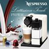 ★数量限定★Nespresso Lattissima Touch F511WH [ホワイト] コーヒーメーカー プロのバリスタが仕上げたようなフォームミルクで完成する、至福のコーヒータイムを指一本で