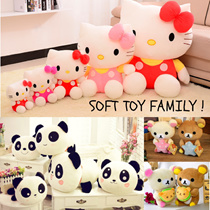 [SG Seller] Soft toys plushies and figurines collection/hello kitty/Rilakkuma/molang/Pokemon/minion