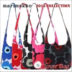marimekko マリメッコ CLOVER クローバー キャンバス ショルダーバッグ 5柄★の画像