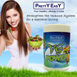 [Visible Difference In 7 Days Detox!] PRETTY EASY VG POWER Fiber Nutrient-Rich Dietary Supplement Diet