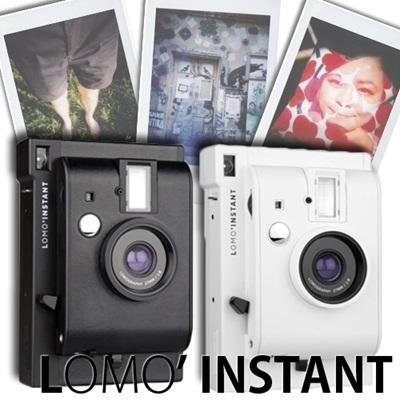 【レビューを書いてチェキFILM1P一本プレゼント】インスタントフィルム 専用カメラ INSTAX MINI フィルム ロモグラフィー トイカメラ TOY CAMERA クリスマスプレゼントの画像