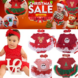 Christmas Sale [Lovelyworld]-Cute and Nice Baby Girl Rompers**Exclusive Designs**