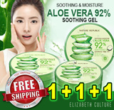 Nature Republic Soothing and Moisture Aloe Vera 92% Soothing Gel/ Imported from Korea