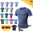 ▶UNDER ARMOUR Short Sleeve Sports Shirts  for Men◀ Breathable n Quick Dry Material/ Running Shirts/ Bicycle/ Football/ Basketball/ Comfortable n Cool Athletic Tops/  7 styles