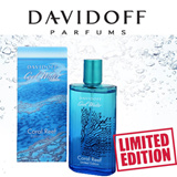 BRAND NEW ★ DAVIDOFF ★ Cool Water Coral Reef MEN Eau de Toillette 125ml [♥ LIMITED EDITION ♥] Fragrance/Perfume
